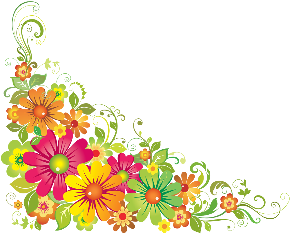 Floral PNG HD - 122152