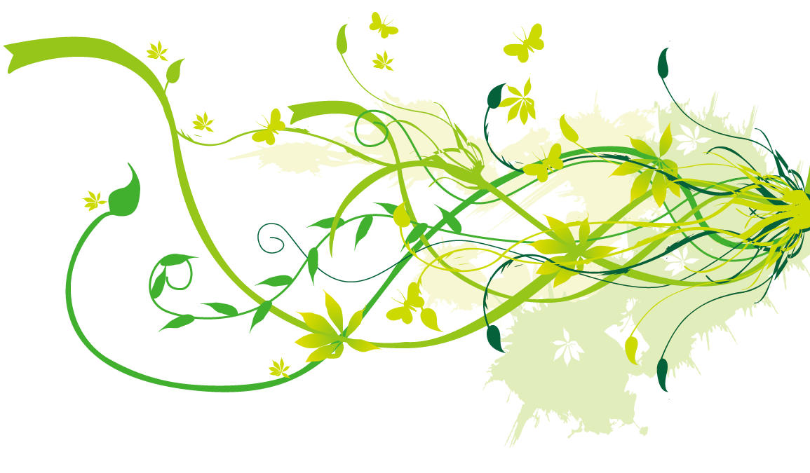 Flower Vector Design Png - Clipart library - Floral PNG HD