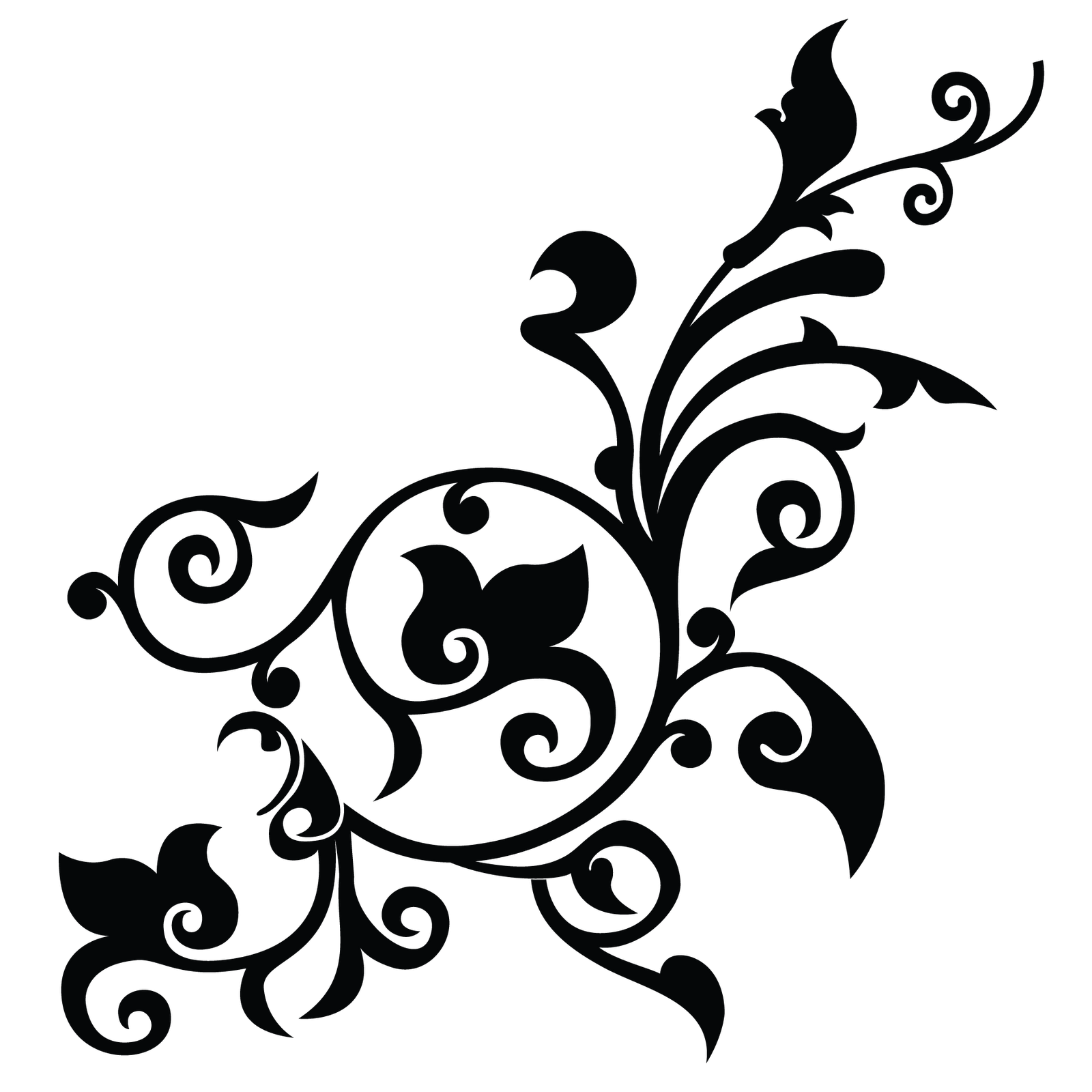 Gambar Bunga Floral Pattern Transparent image #41799 - Floral PNG - Floral PNG HD