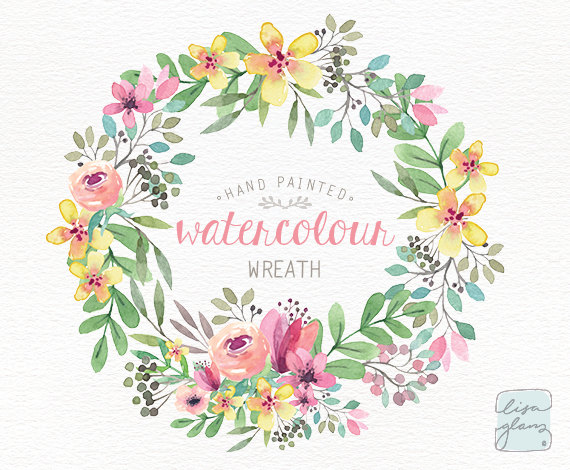 Floral wreath png transparent floral wreathg images pluspng watercolor wreath png floral wreath clipart wedding invitation clip art spring flowers mightylinksfo