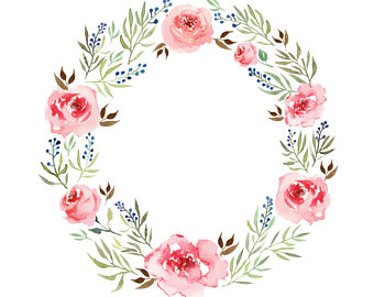Floral Wreath PNG - 41192