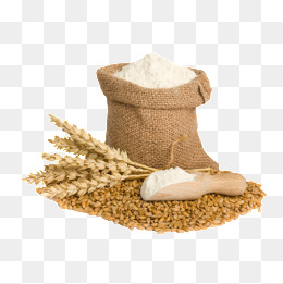 With wheat flour, Wheat, Flour, Sack PNG Image - Flour Sack PNG
