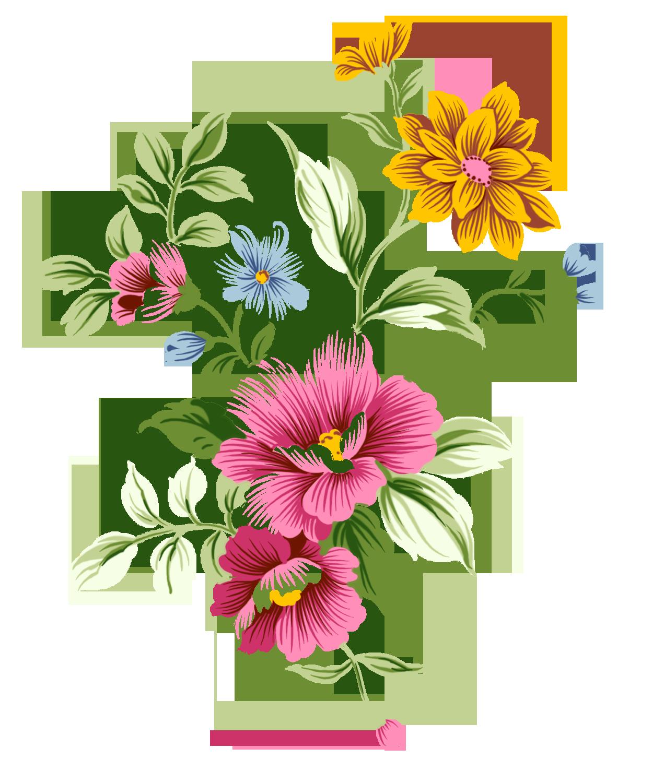 Garden Flowers Png image #179