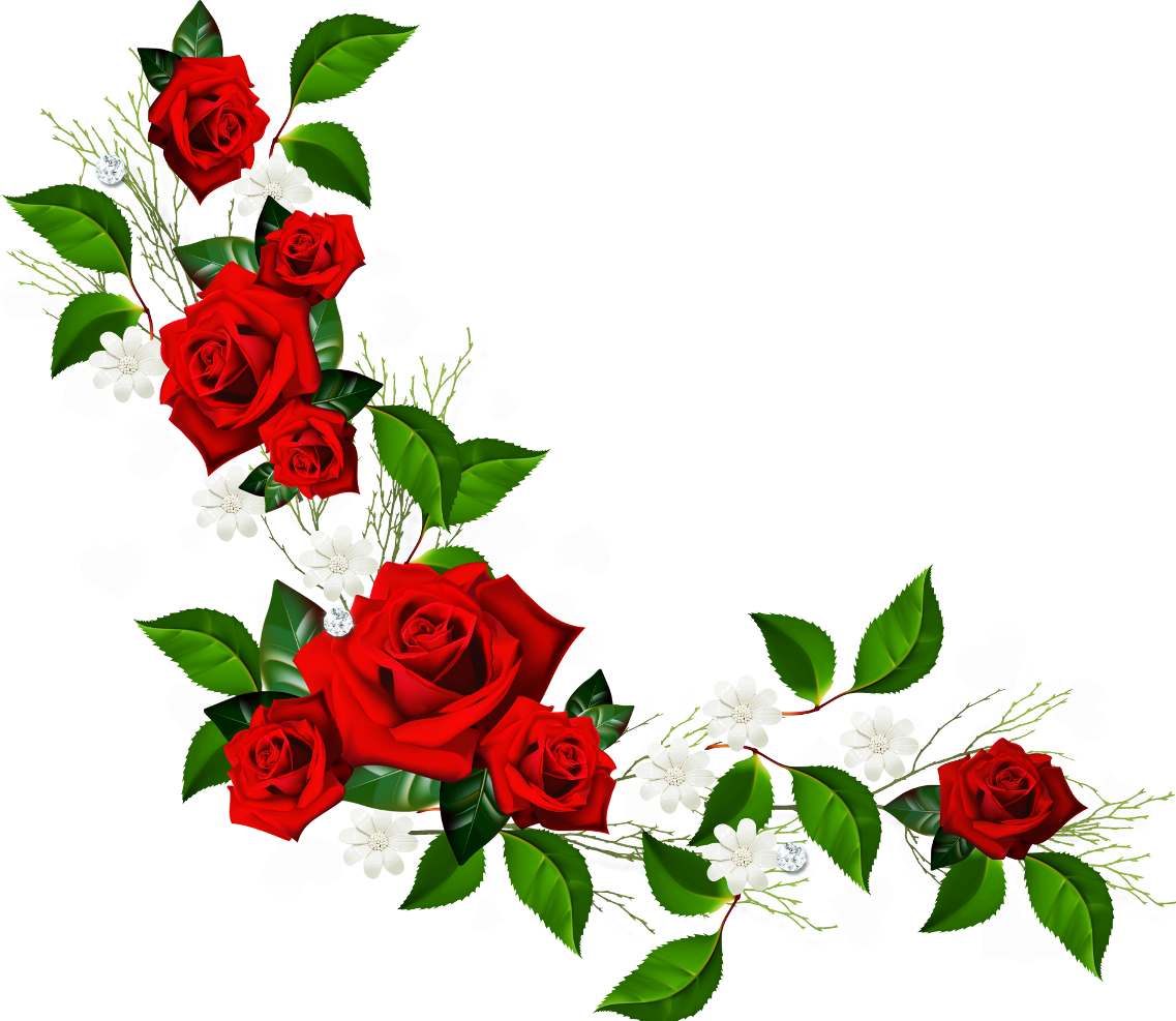 Frames Floral Em Png: Flowers Borders PNG Transparent Flowers Borders.PNG Images