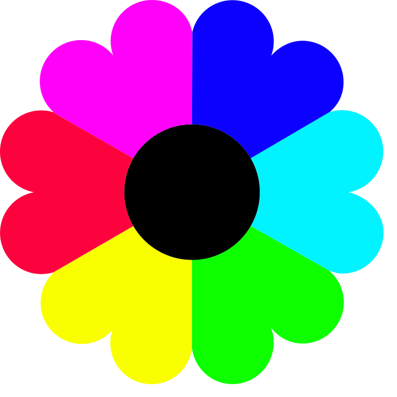 Flowers Color PNG - 17846