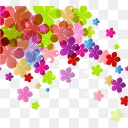 Color Flowers. PNG AI - Flowers Color PNG