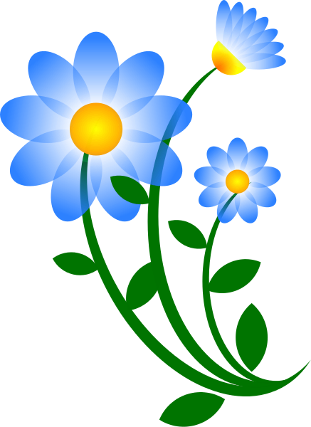 flower blue motif - /plants/flowers/colors/blue_flower/flower_blue_motif.png .html - Flowers Color PNG