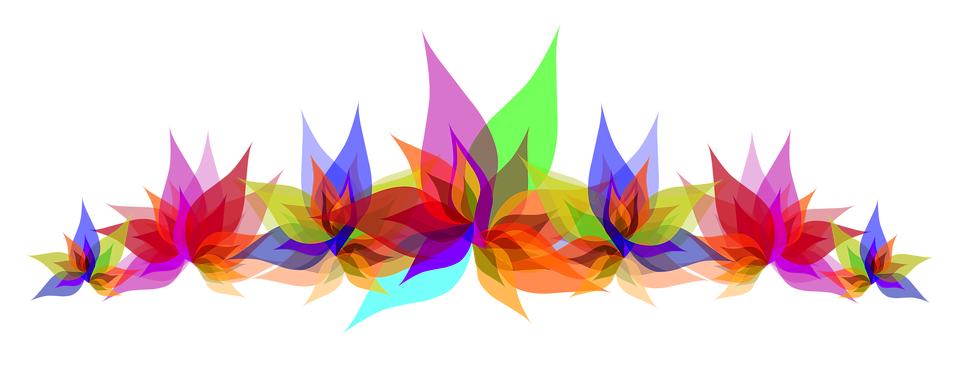 Flowers Color PNG - 17838