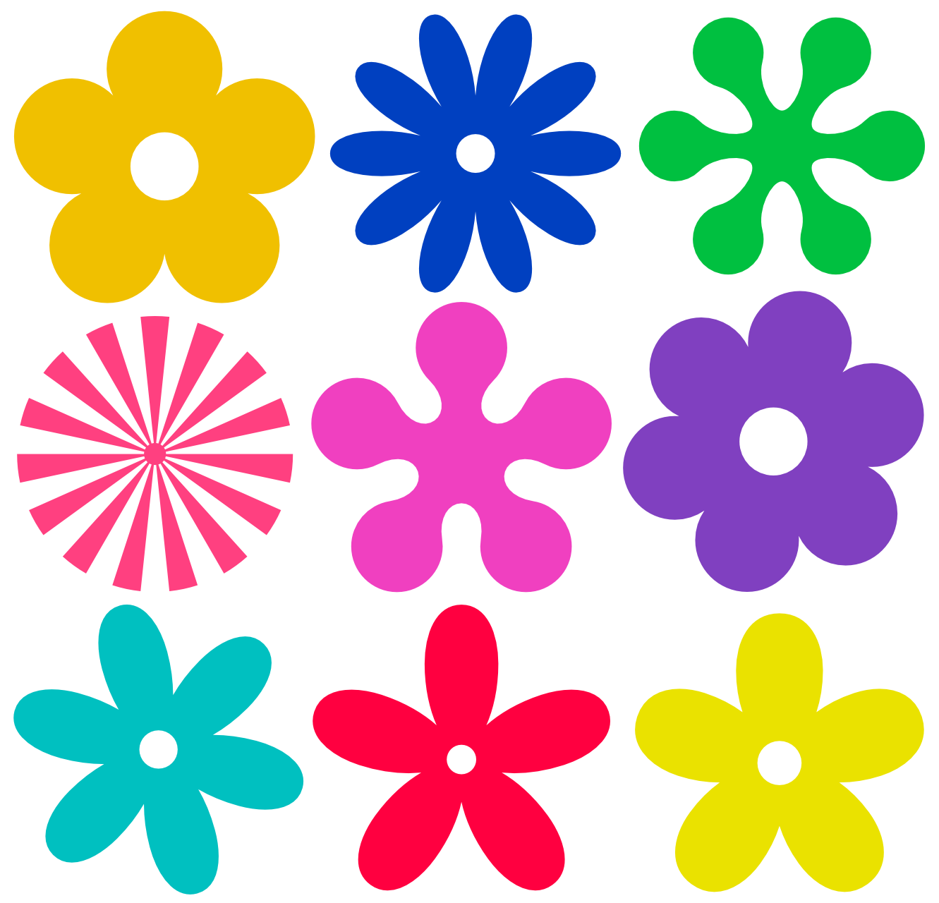 Download Flowers Vectors PNG images transparent gallery. Advertisement - Flowers Vectors PNG