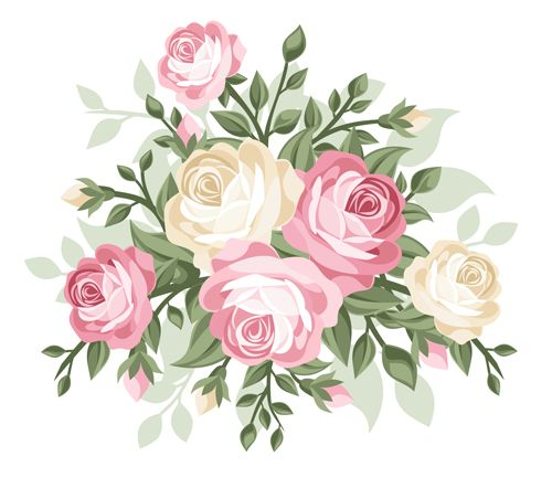 floral bouquet images - Google Search More - Flowers Vectors PNG