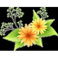 Flowers Vectors Png Clipart PNG Image - Flowers Vectors PNG