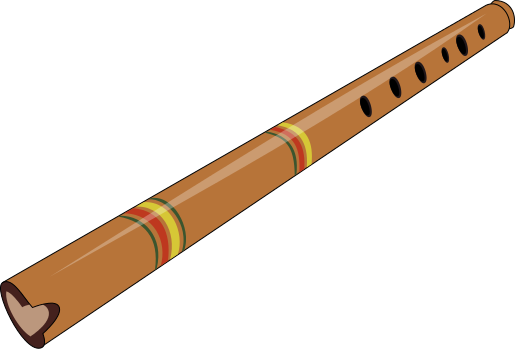 Flute PNG - 14177