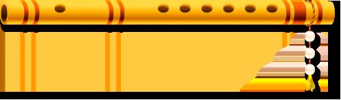 Flute PNG - 14166