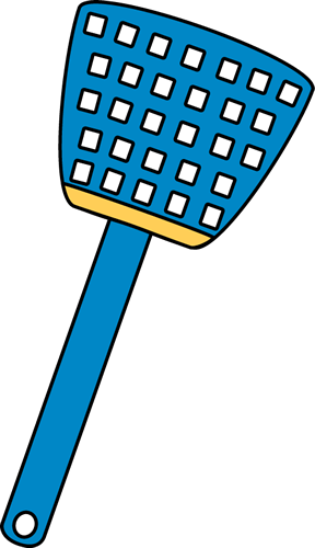 fly swatter clipart - Fly Swatter Clip Art
