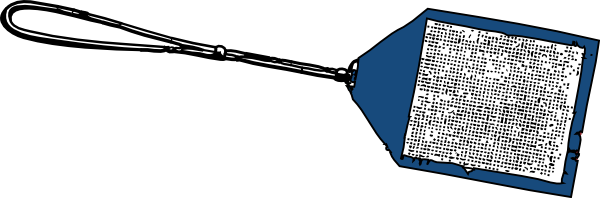 Fly Swatter Cliparts #2833108