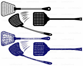 Fly swatter svg,swatter clipart,swatter svg,swatter silhouette,swatter  cricut, - Fly Swatter Clip Art
