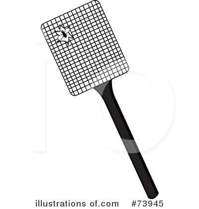 Royalty-Free (RF) Fly Swatter Clipart Illustration by Pams Clipart - Stock  Sample - Fly Swatter Clip Art