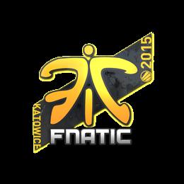 Fnatic   Katowice 2015 - Fnatic PNG