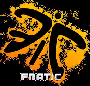 fnatic-splash-resized.png - Fnatic PNG