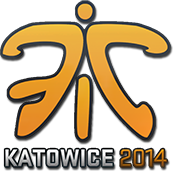 Sticker-katowice-2014-fnatic.png - Fnatic PNG