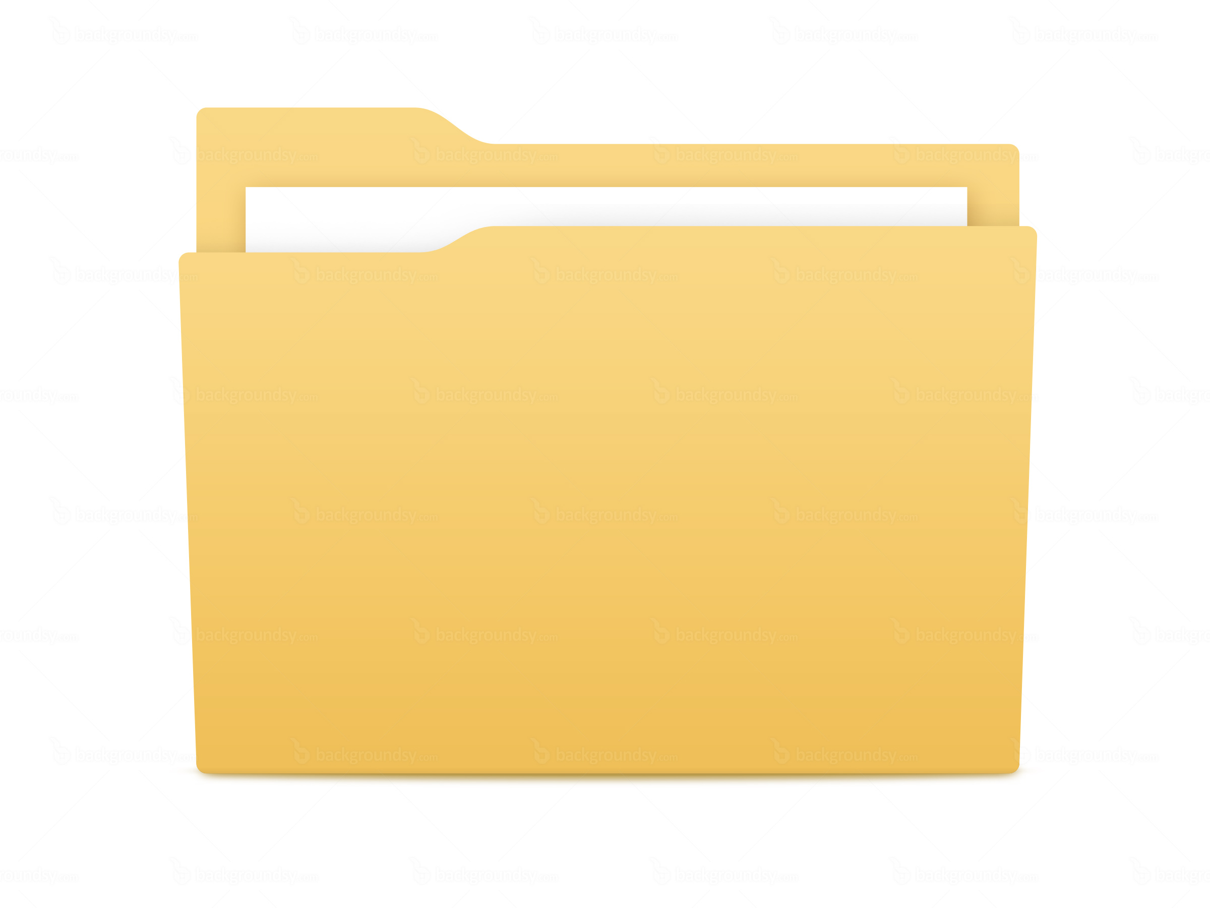 Education Folder Icon image #23346 - Folder PNG