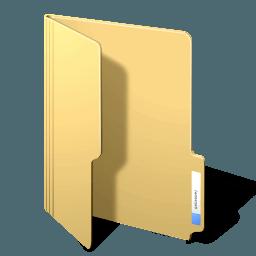 Folder PNG - 11465