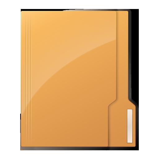 Folder Icon 512x512 png - Folder PNG