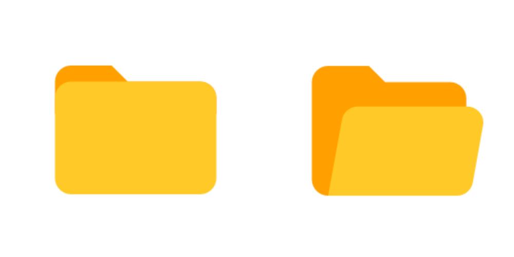 folder icons - Folder PNG