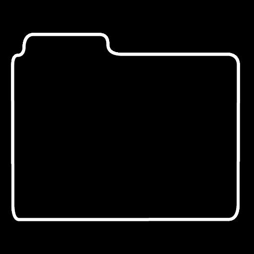 Folder PNG - 11462