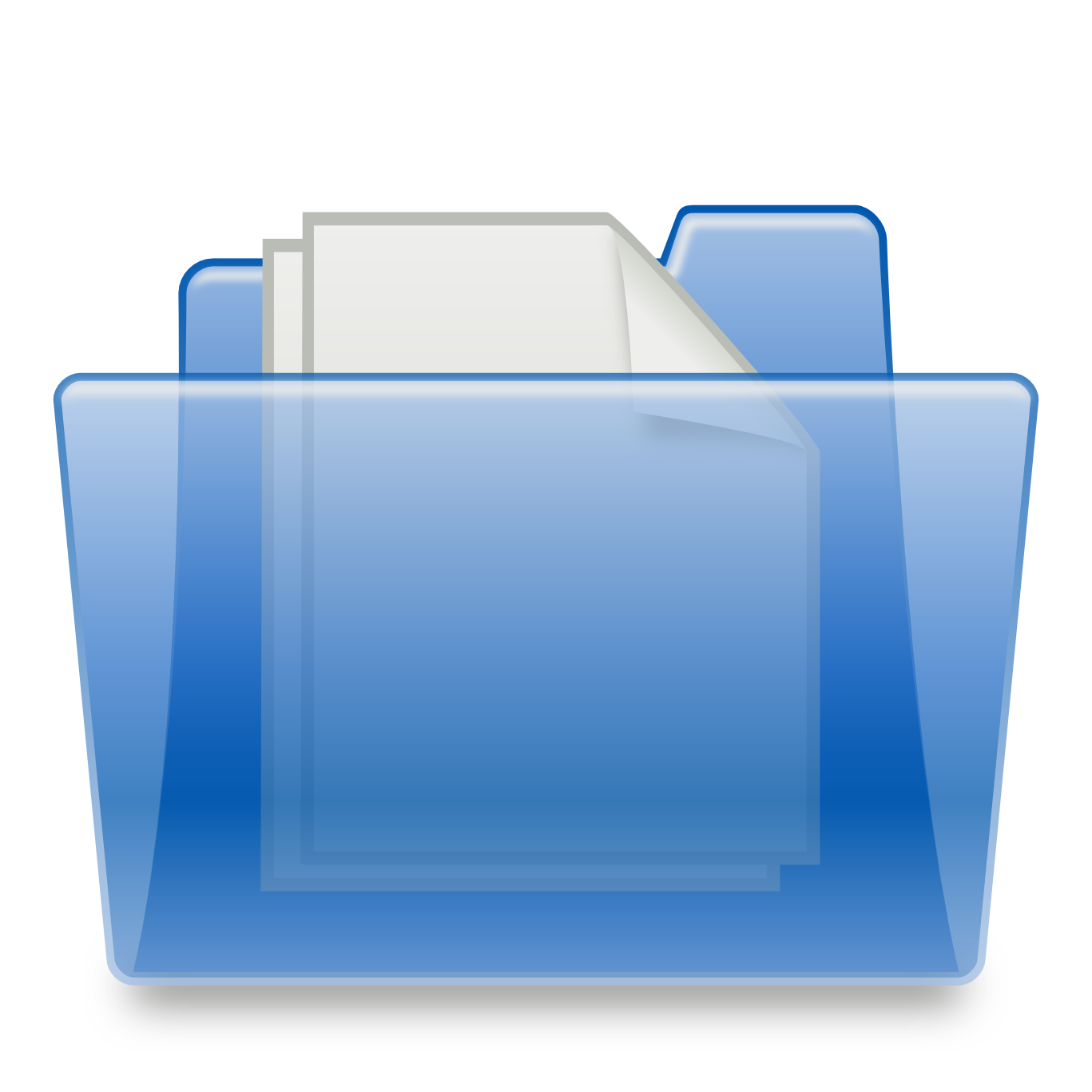 PNG File Name: Folders PNG - Folder PNG