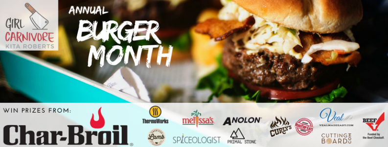 burgermonth 2017 - Food Overload PNG