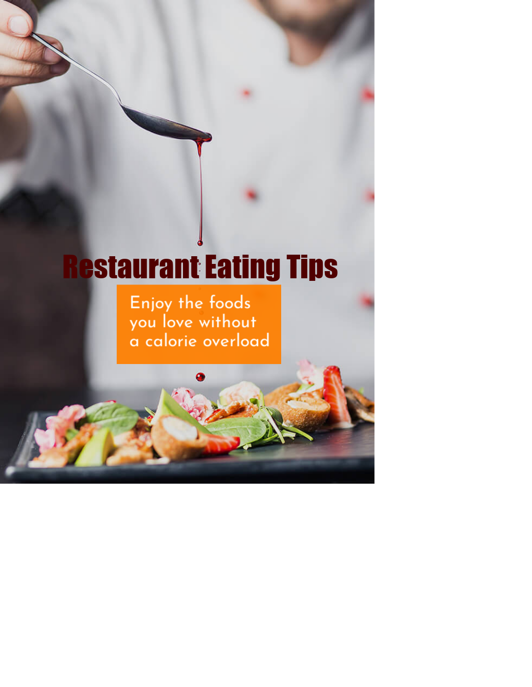 Restaurant Eating Tips: Enjoy the foods you love without a calorie overload  - Dlyted - Food Overload PNG