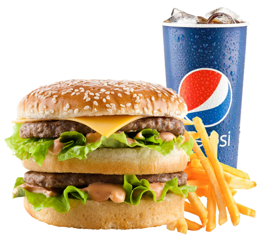 Fast Food Png Most Popular Fast Food/ Snacks In Your Area And Most image # - Food PNG