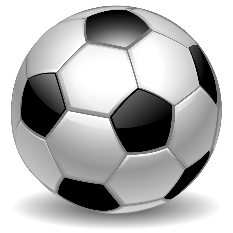 Sports Ball PNG Clipart - Football HD PNG
