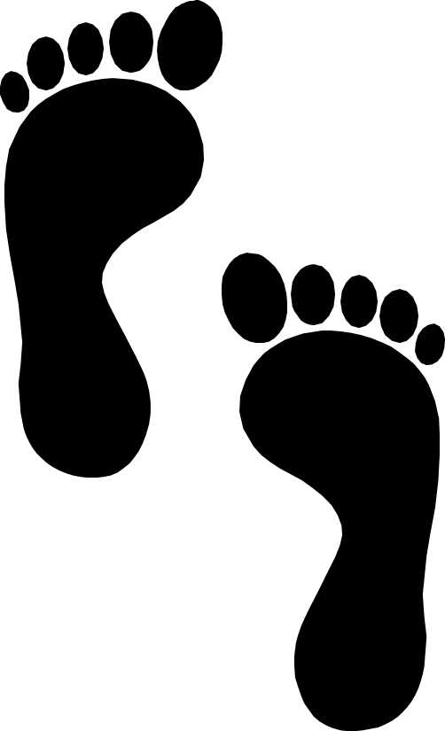 Footsteps PNG HD - 148212