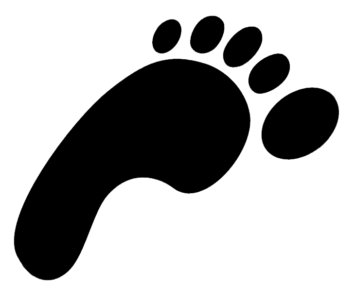 Footsteps PNG HD - 148215