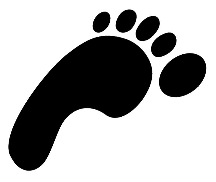 Footprints Transparent PNG - Footsteps PNG HD