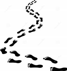 FootSteps.png - Footsteps PNG HD