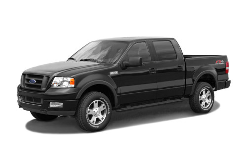 2005 Ford F-150 - Ford Pickup Truck PNG Black And White