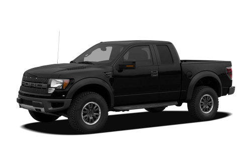 2010 Ford F-150 - Ford Pickup Truck PNG Black And White