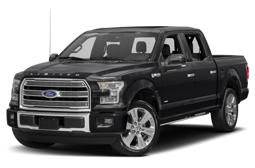 2016 Ford F-150 - Ford Pickup Truck PNG Black And White