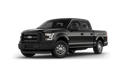 2016 FORD F150 XL - Ford Pickup Truck PNG Black And White