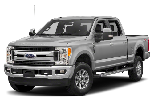 2017 Ford F-250 - Ford Pickup Truck PNG Black And White