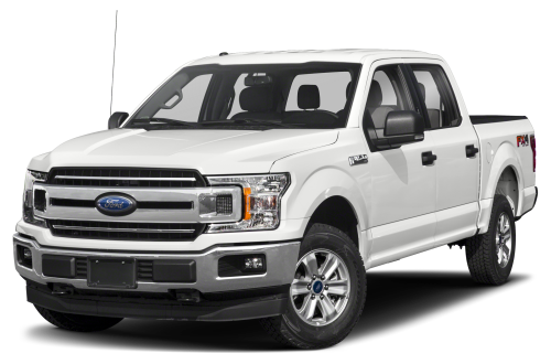 2018 Ford F-150 - Ford Pickup Truck PNG Black And White