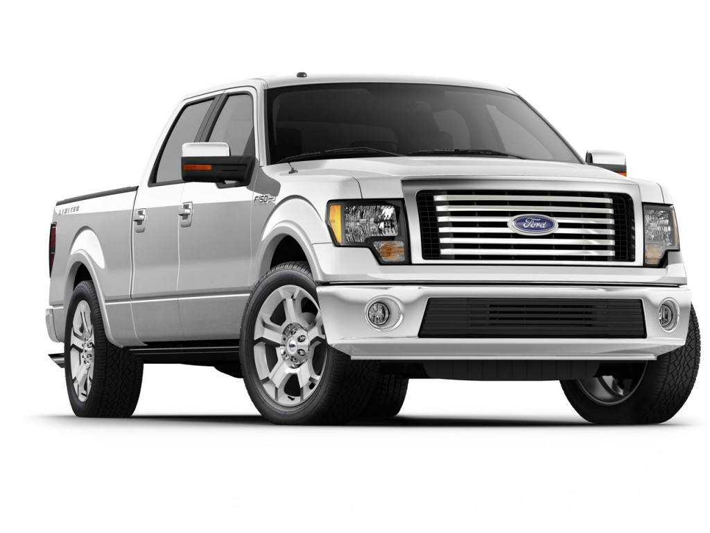 Ford F150 Trucks The F-Series is a series of full-size pickup trucks - Ford Pickup Truck PNG Black And White