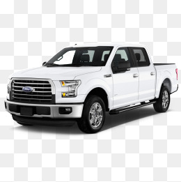 Ford Pickup Truck PNG Black And White - 155870