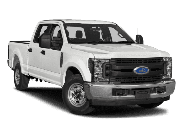 New 2018 Ford F350 XL - Ford Pickup Truck PNG Black And White