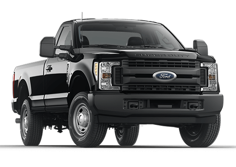 . PlusPng.com New Ford Super Duty F-250 SRW in Rio Grande City - Ford Pickup Truck PNG Black And White