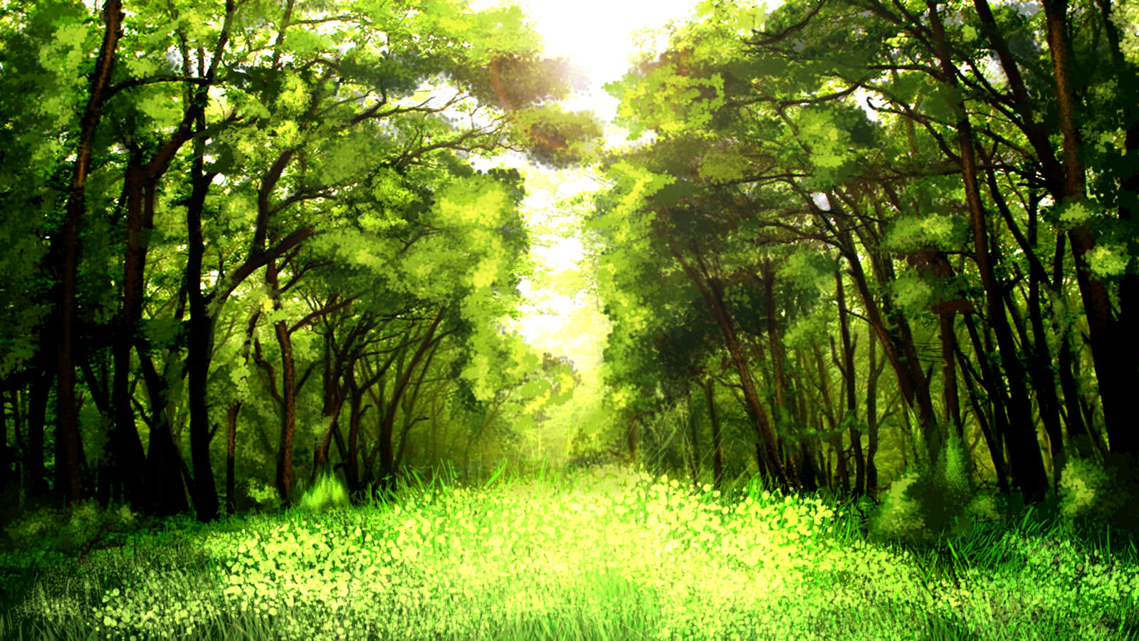 Forest PNG HD Images - 132013