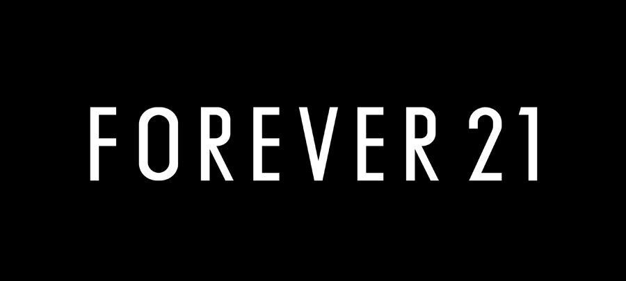 Forever 21 Logo PNG - 109087